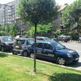 parcare laterala cu smartul